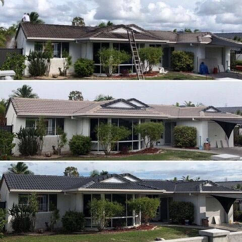 Roof Restoration gold coast image 1
