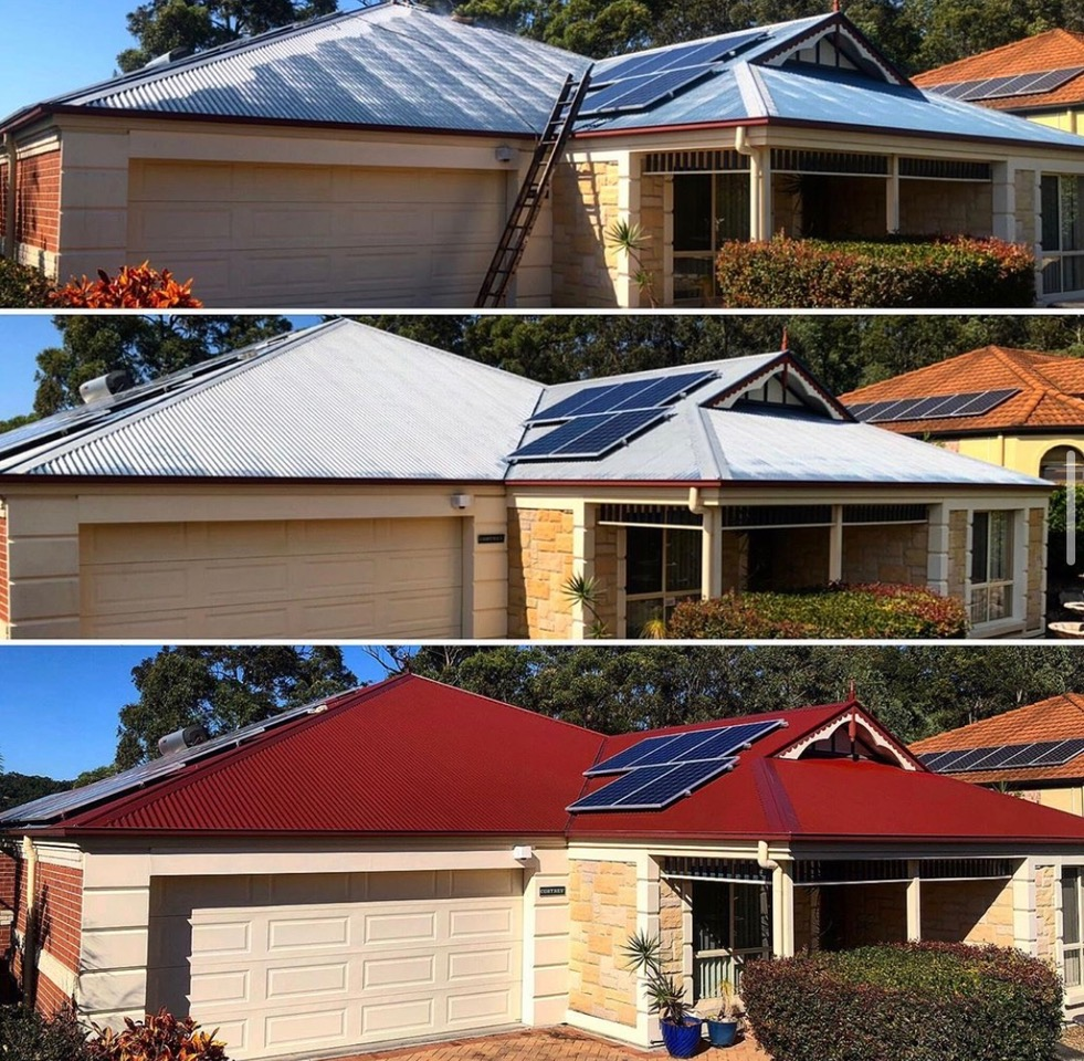 gold coast roof repairs image 2