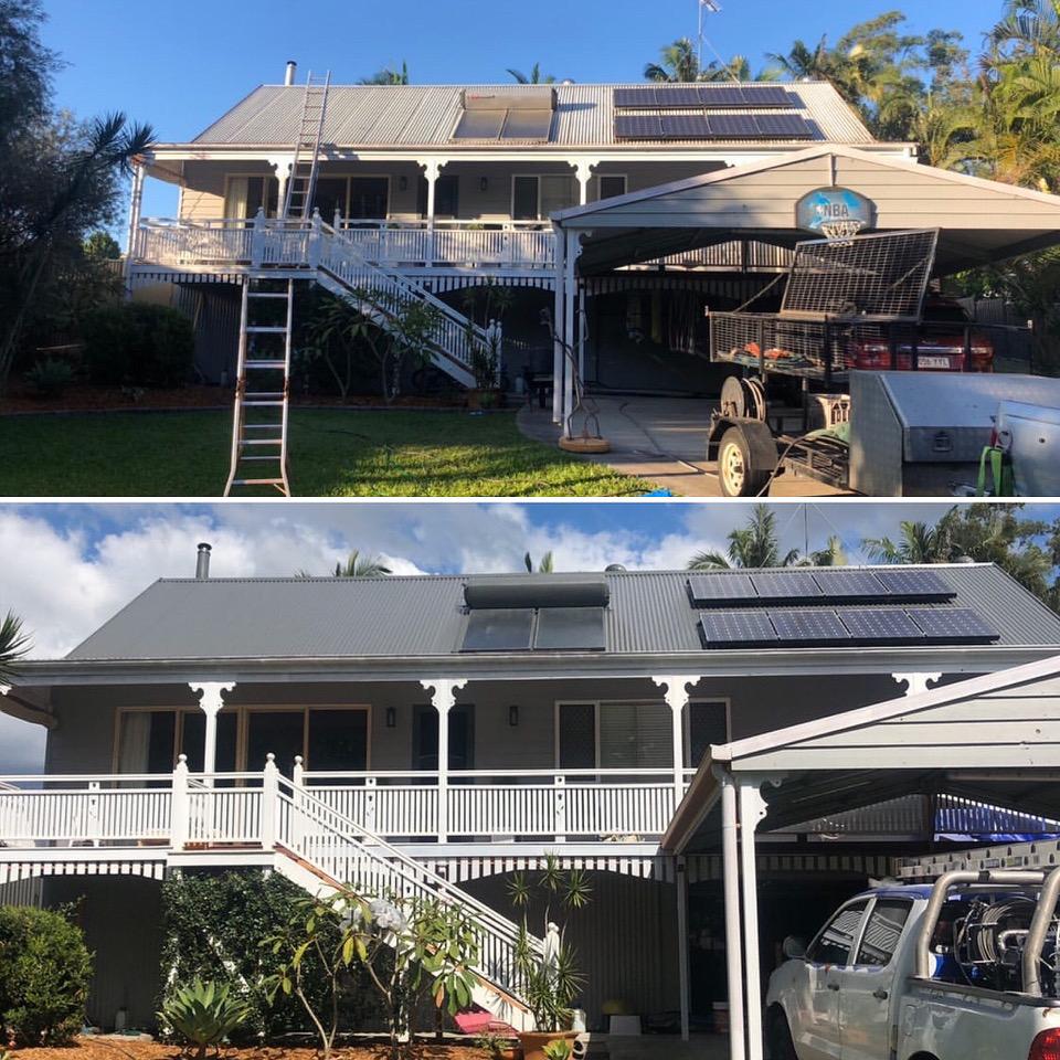 gold coast roof restoration image 10