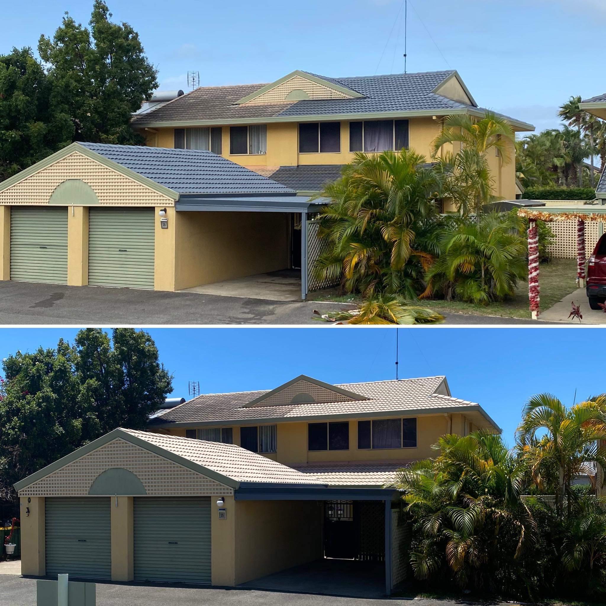 roof restorations elanora image 1